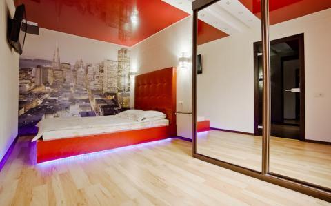Квартира премиум класса на сутки в Минске. Финская сауна, джакузи - Фото 4