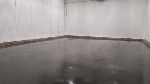 Сдается теплы склад на 1 эт, пос. Тельмана, 470м2, (235м2+235м2) - Фото 4