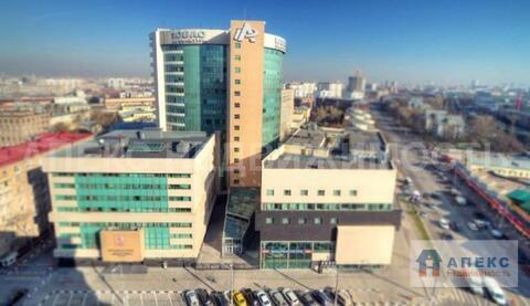 Аренда офиса 320 м2 м. Авиамоторная в бизнес-центре класса В в . - Фото 1