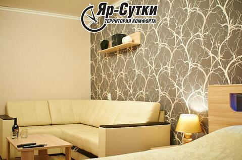 Квартира с евроремонтом в центре Ярославля. Без комиссии. - Фото 5