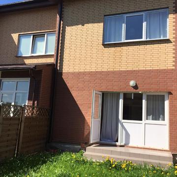 Готовый таунхауз/дом под ключ, в Опушкино, истринский район. Истра. - Фото 2