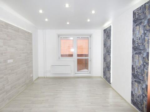 Продам 1-комнатную квартиру с евроремонтом по выгодной цене. - Фото 1