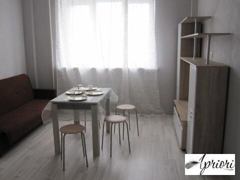 Продается 1 комнатная квартира пос. Свердловский ул. Строителей д. 12. - Фото 1