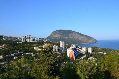 Продам квартиру в новом доме Крым, Ялта, пгт Гурзуф - Фото 5