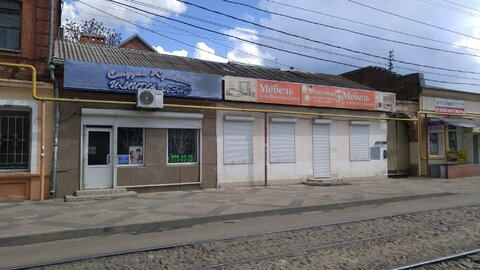 Торговое помещение 140 кв.м. на Кооп. рынке - Фото 1