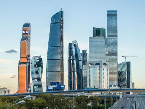 Офис в аренду в Москва Сити 72 кв.м. - Фото 1