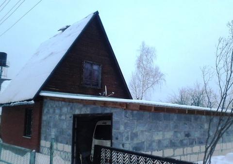 Продается 2х этажный дом 100 кв.м. на участке 6 соток - Фото 1