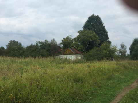Продам в 3 км от г. Кимры деревенский дом на 35 сотках земли - Фото 5