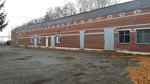 Продам производственную базу в Тюменской области - Фото 1
