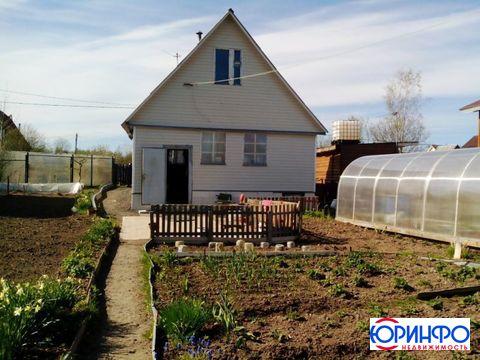 6 соток с домом и баней для настоящего хозяйственника в СНТ Невское . - Фото 1