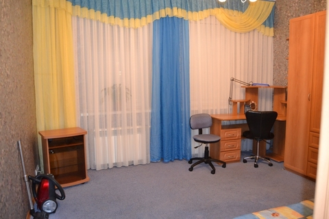 Шикарная 2-х комнатная квартира. Мебелированная, с техникой, сигнализа - Фото 1