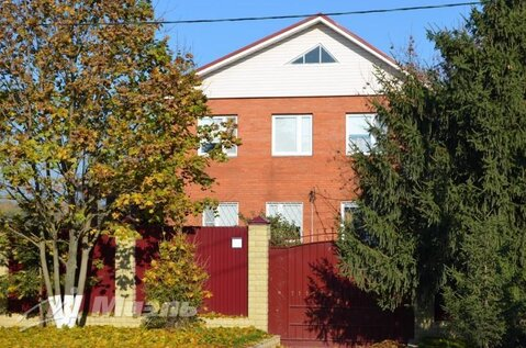 Продажа дома, Мартемьяново, Наро-Фоминский район - Фото 1
