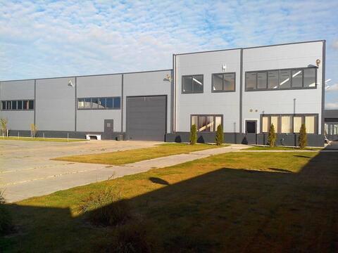Производственно-складской комплекс 4000 кв.м. - Фото 2