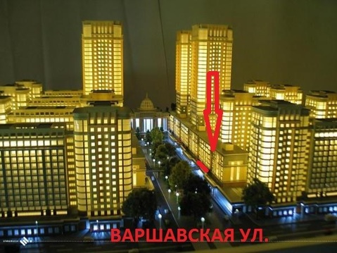 Офис в Московском районе у метро Московская и Парк Победы. - Фото 2