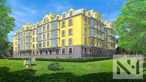 2-х к. кв. 81 м2 в доме бизнес-класса в г.Пушкин - Фото 1