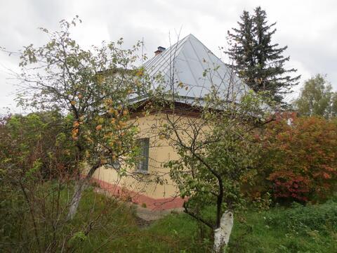 Предлагаю купить дом на берегу р. Ока в д. Лужки Серпуховского района - Фото 3