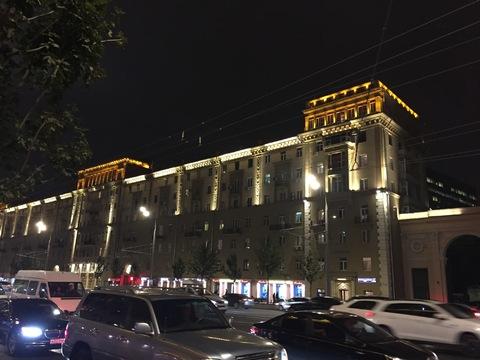 М Маяковская 2 мин пешком от метро! 4-х комн кв 112 м2 - Фото 1