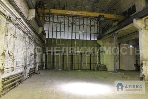 Аренда помещения пл. 534 м2 под склад, производство, , офис и склад м. . - Фото 3