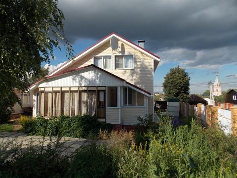 Дом в Ознобишино - Фото 1