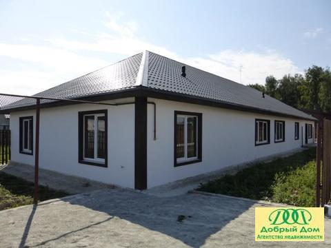 Дом с участком 278 м2 в п. Газовик - Фото 1