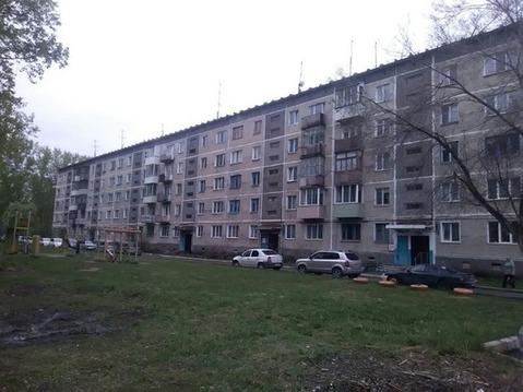 Продам однокомнатную (1-комн.) квартиру, Флотская ул, 23, Новосибир. - Фото 4