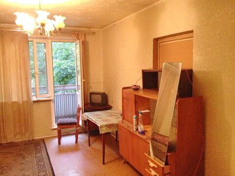Комната 18кв.м. с балконом в 3-к квартире Москва, Михневский пр, 8к1 - Фото 2