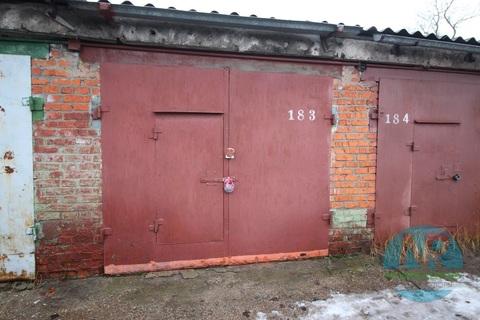 Продается гараж в поселке совхозе имени Ленина - Фото 2