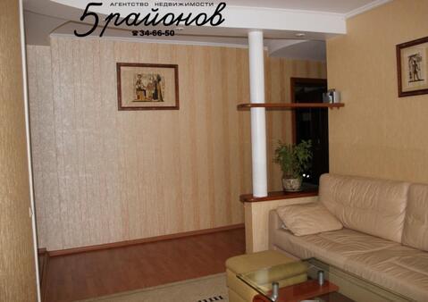 Трехкомнатная квартира в г. Кемерово, фпк, пр-кт Молодежный, 12 б - Фото 2