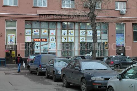 Продажа магазина пл. 420 м2 м. Бауманская в жилом доме в Басманный - Фото 1