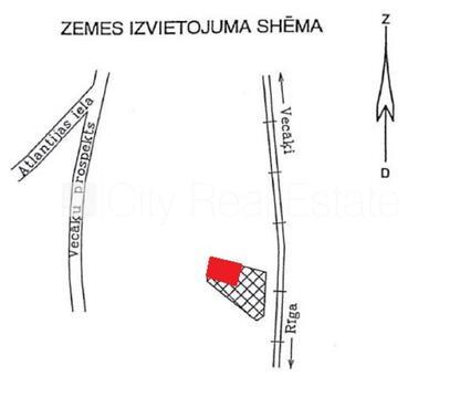 Продажа участка, Проспект Вецаку - Фото 3