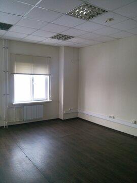 Аренда офисного блока, пр. Гагарина из 4 кабинетов. 2 с/узла. 6 эт. - Фото 1