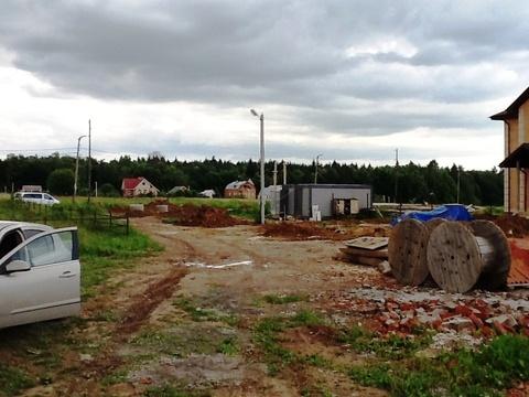 Земельный участок 15 сот. г/о Подольск, п. Поливаново с коммуникациями - Фото 5