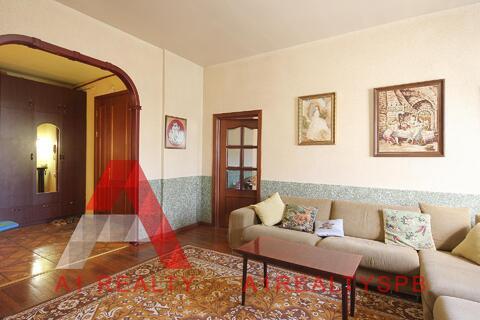 Пп трехкомнатная квартира в сталинском доме на набережной - Фото 3