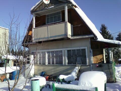 Продам 2-х этажный дом 8х7 на уч-ке 6 соток массив Трубников Бор - Фото 3