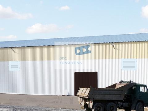 Отапливаемый капитальный склад 1260 кв.м. в г.Батайске - Фото 1