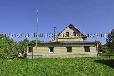 Дом с баней в деревне Кашурино, 32 сотки, все коммуникации, гараж, сад - Фото 2