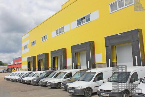 Офисно-складской комплекс в г.Сергиев Посад, Фабричная улица - Фото 1