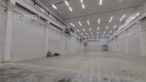 Отапливаемые складские помещения класса «В +» 1300 кв.м. и 2600 кв. - Фото 4