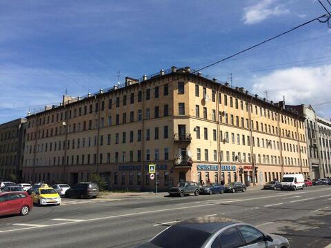Продажа комнаты, м. Балтийская, Обводного кан. наб. - Фото 1