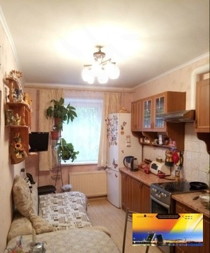 Квартира в Отличном состоянии рядом с метро Комендантский проспект. пп - Фото 3