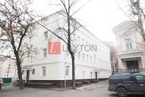 Аренда офиса, м. Бауманская, Новая Басманная - Фото 1