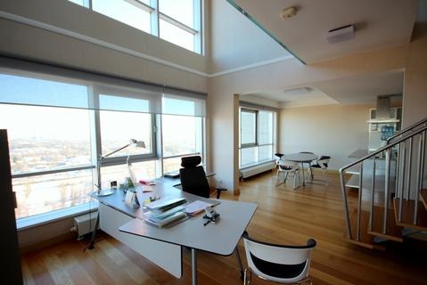 Kвартирa двух уровней в Риге. Вид на Старую Ригу! - Фото 3