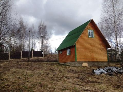 П. Тучково, 4-я Григоровская, участок 30 соток с двумя строениями - Фото 2