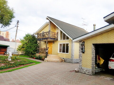 Продается 2 дома 146 и 148 кв.м. Раменское, ул. Октябрьская, д. 71/1 - Фото 1