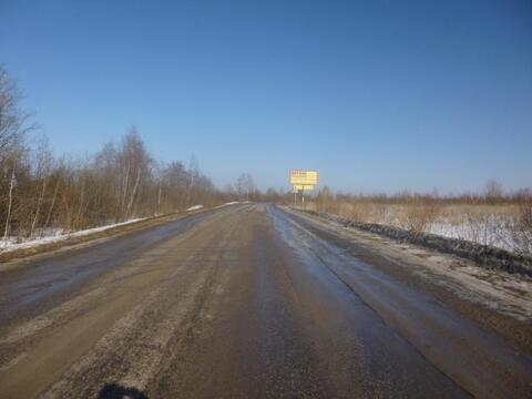 1 гектар сельхоз земли, рядом с г. Кимры в 10 мин. ходьбы до р. Волга - Фото 5