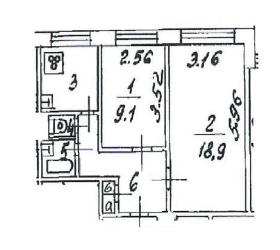 Продажа комнаты 19 м2 рядом с метро - Фото 1