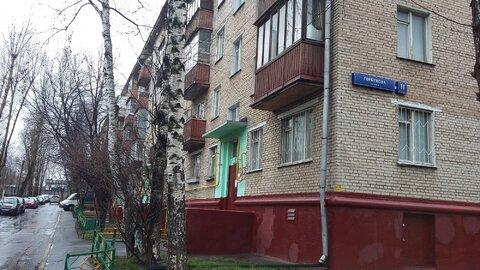 Сдаю 2-х комнатную квартиру м.Молодежная ул.Горбунова 11к1 - Фото 2