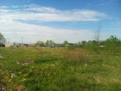 Продается участок 15 соток в селе Вельяминово, 45 км. от МКАД. - Фото 3