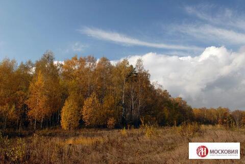 Земельный уч. 13 соток, Н.Москва, 30 км от МКАД Калужское шоссе - Фото 1