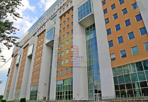 Офис с видом на Газпром, 87,5м, бизнес-центр класс А, метро Калужская - Фото 3
